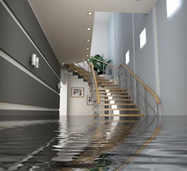 Water Damage Restoration in Bradley, OK
