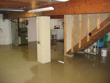 Flooded basement problems are a hassle to deal with.