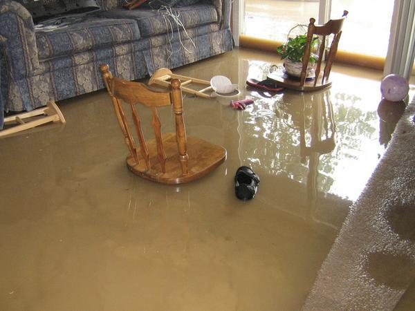 Restoration for your Water Damaged Home